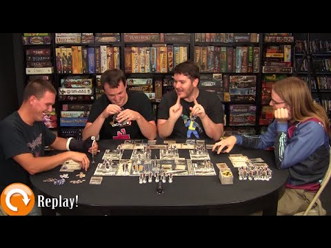 Dead of Winter - Gameplay & Discussion