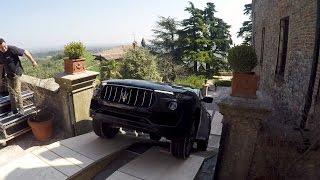 Tabiano Italy  city photos gallery : Maserati Levante media test drive - Tabiano-Varano, Italy