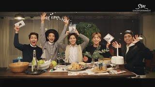 SHINee's Surprise Party for JONGHYUN
