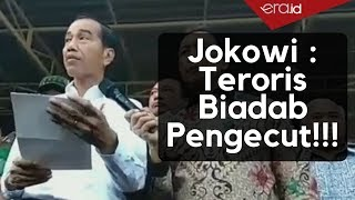 Video Pidato Jokowi Tentang Bom Gereja Surabaya - By Era.Id MP3, 3GP, MP4, WEBM, AVI, FLV Juni 2018