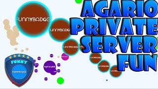 Agario Private Server Fun Superb Gameplayif you're reading this I love youCan we hit 10 likes on this video ?Hope u really enjoyed thisLike , share and PLEASE dont forget to SUBSCRIBE it takes only 3sec  :p