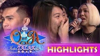 Video It's Showtime Miss Q & A: Vice Ganda finds an ex-couple from the audience MP3, 3GP, MP4, WEBM, AVI, FLV Januari 2019