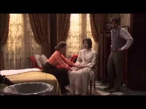 il segreto - emilia cerca di confortare maria