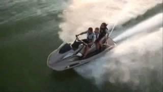 7. 2010 Yamaha Waverunner FX HO Cruiser