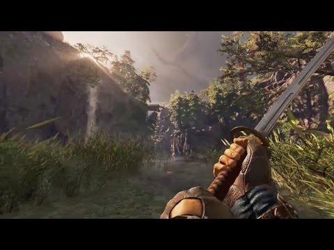 Shadow Warrior 2 Official E3 2015 Gameplay