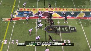 Shane Carden vs Ohio (2013)