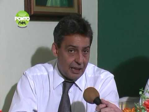 Entrevista com o Vereador Sebastio Melo (PMDB) - Bloco 3