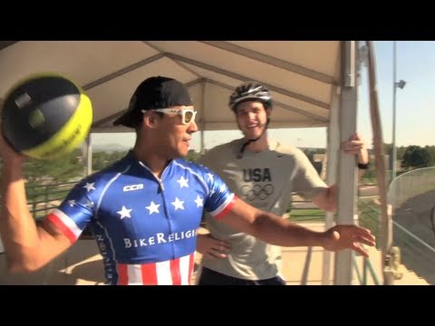 Watch This: Olympic Trick Shots
