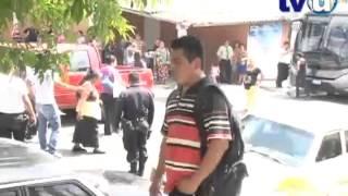 Reos Intentan Fugarse De Las Bartolinas Del 911 De Cuscatancingo