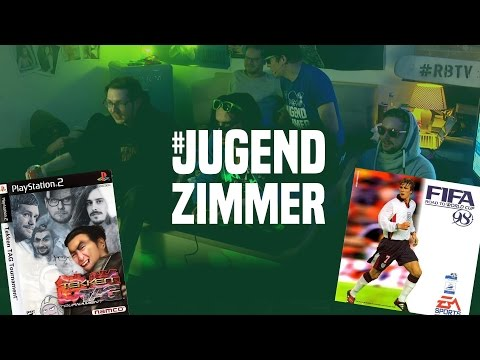 Jugendzimmer | Fifa 98 & Tekken Tag Tournament