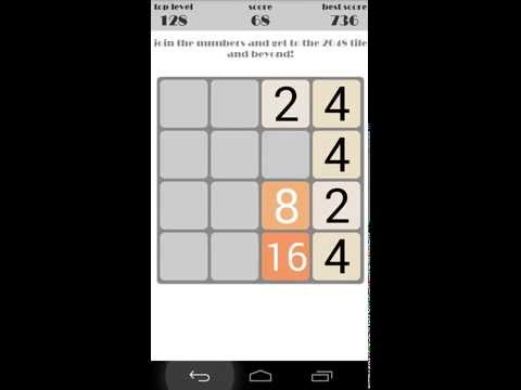 Video of 2048 & beyond