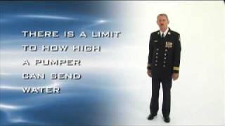 5. FIRE OFFICERS HANDBOOK OF TACTICS with JOHN NORMAN DVD 5 Water Supply