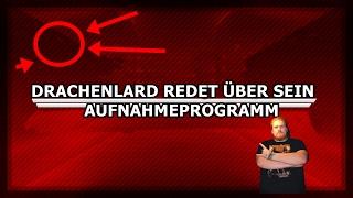 Video DRACHENLORD REDET ÜBER SEIN AUFNAHMEPROGRAMM IM TS | MEDDL MP3, 3GP, MP4, WEBM, AVI, FLV Februari 2017