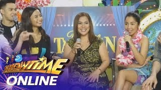 Video It's Showtime Online: Pinky Mari is a stenographer MP3, 3GP, MP4, WEBM, AVI, FLV September 2019