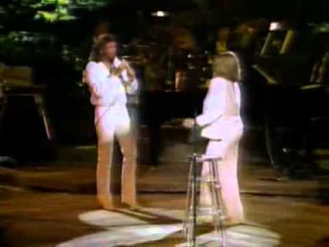 Barbra Streisand amp The Bee Gees - Guilty LIVE