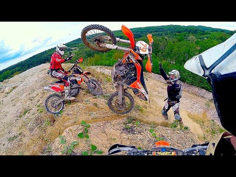 SEARCHING FOR NEW HILLS ENDURO KRZESZOWICE