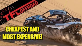9. Can-Am Maverick X3 Build & Price - Which Model Would We Buy?