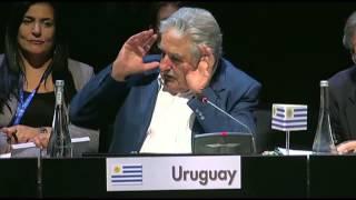 El discurso de José Mujica en la Celac-UE