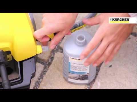 Новая мойка Karcher K 5.200 с водяным охлаждением мотора