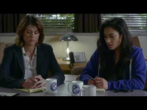 PLL - Paige McCullers scenes - 7x11