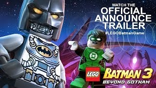 Видео к игре Lego Batman 3: Beyond Gotham
