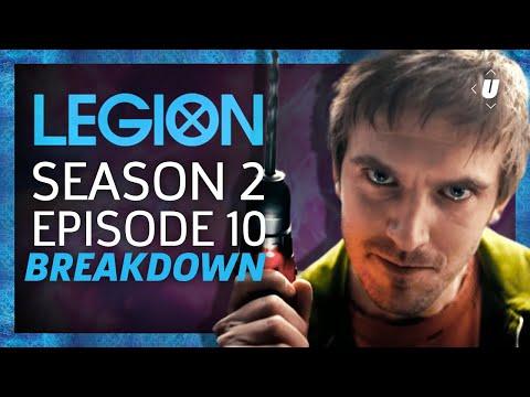 Legion Season 2: Episode 10 Breakdown!