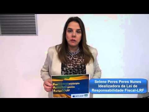 Campanha RITCASP Artigo 50 LRF Selene Peres Peres Nunes