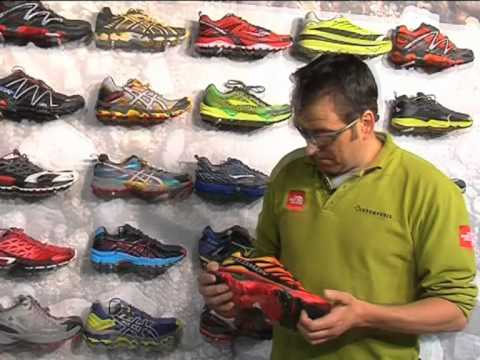 EVASIÓN TV: Zapatillas de Trail Running