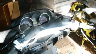 4. HELP! I'm having problems with 2005 Yamaha Majesty 400