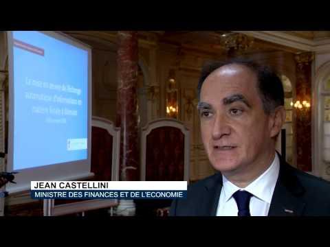 Conférence de Jean Castellini
