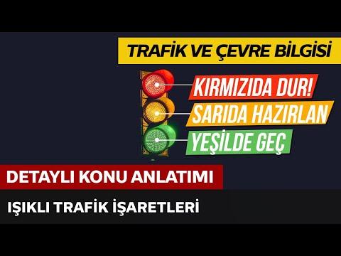 Işıklı Trafik İşaretleri