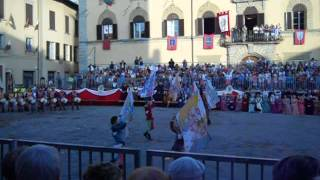 Sansepolcro Italy  City pictures : sbandieratori in Sansepolcro Italy 2015