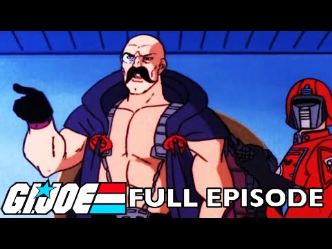 G.I. Joe: A Real American Hero | Arise, Serpentor, Arise: Pt 1 | G.I. Joe Full Episodes