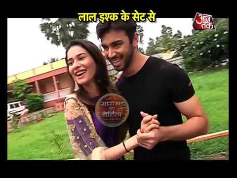 Laal Ishq: Samridh Bawa & Aneri Vajani TOGETHER!