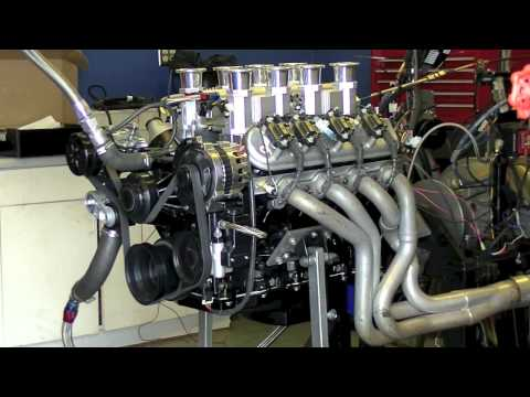 LS3 with 8-stack produces serious horses