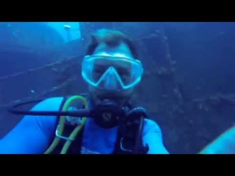 Amazing pool at Koh Chang : Let's Diving with Dolphin Divers