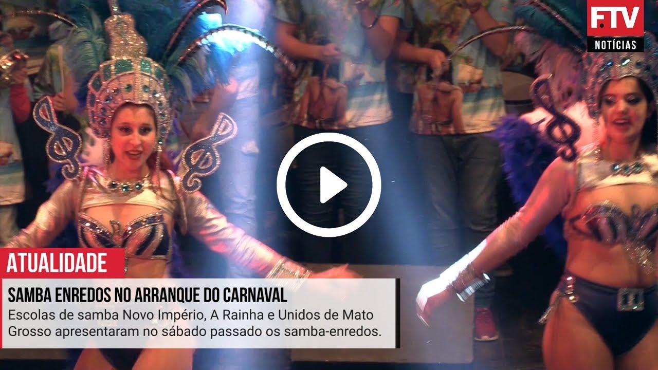 Samba Enredos no Caras Direitas