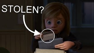 Pixar Theory: Riley's Mother Commits Credit Card Fraud?