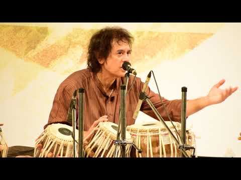 Video Radha & Krishna Sawaal Jawaab by Ustad Zakir Hussain on Tabla download in MP3, 3GP, MP4, WEBM, AVI, FLV January 2017