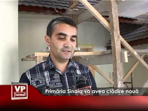 Primăria Sinaia va avea clădire nouă