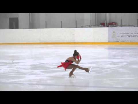 Открытое первенство дюсш челны по фигурному катанию на коньках г набережные челны 2 этап 6-7 февраля 2010