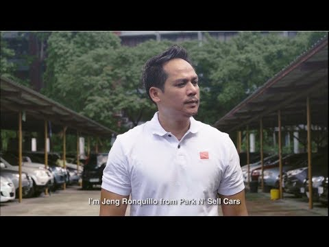 Jeng Ronquillo of Park N' Sell Cars - OLX Philippines