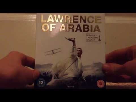 Lawrence Of Arabia (1962) Blu Ray Review