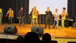 P Project in Reck Concert