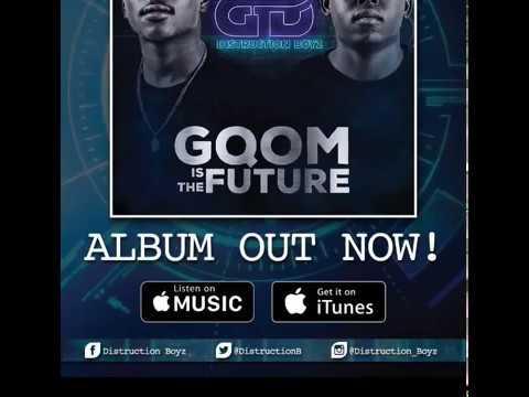 """Distruction Boyz """"The Tribute Mix"""" (Gqom Mix) by: Dopamine The Dj"""