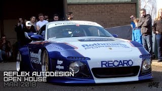 Download Lagu Reflex AutoDesign Open House -  Porsche 997 Reveal Mp3