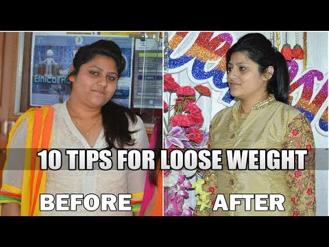 How To Lose Weight Fast 10 Tips Must Watch