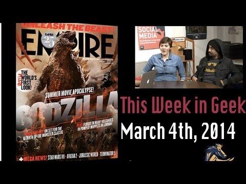 This Week In Geek, Episode 004