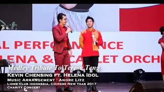 Kevin Chensing ft. Helena Idol : Teresa Teng Medley