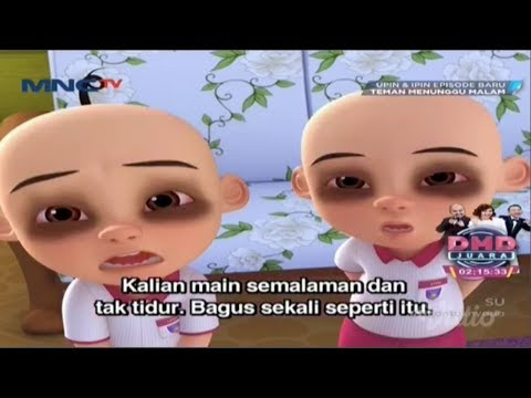 Upin & Ipin Musim 12 - Ngantuknya [NEW ANIMATION]